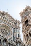 Di Santa Maria del Fiore de Cattedrale Images stock