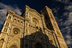 Di Santa Maria del Fiore de Florence Cathedral ou de Cattedrale Photographie stock
