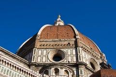 Di Santa Maria del Fiore della basilica Fotografia Stock