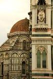 Di Santa Maria del Fiore di Cattedrale della La Immagini Stock