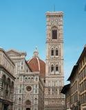 Di Santa Maria del Fiore di Cattedrale della La Fotografie Stock Libere da Diritti
