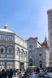 Di Santa Maria del Fiore, Firenze de Cattedrale Photo stock