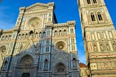 Di Santa Maria del Fiore Florence Cathedral, Cathedr de Cattedrale imágenes de archivo libres de regalías
