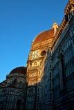 Di Santa Maria del Fiore Florence Firenze Tuscany Italia de la basílica del Duomo foto de archivo libre de regalías