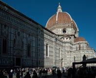 Di Santa Maria del Fiore, Florencia de Cathedrale Imágenes de archivo libres de regalías
