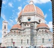 Di Santa Maria del Fiore van Cattedrale royalty-vrije stock afbeelding