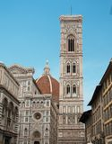 Di Santa Maria del Fiore van La Cattedrale royalty-vrije stock foto's