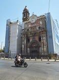Di Santa Maria di Portosalvo Chiesa в Неаполь, кампании, Италии Стоковое Фото