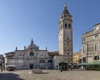 Di Santa Maria Formosa, Venezia, Italia di Chiesa fotografie stock libere da diritti