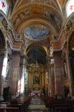 Di Santa Maria Maddalena di Chiesa in campo Marzia a Roma Fotografie Stock Libere da Diritti
