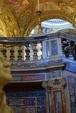 Di Santa Maria Maggiore Rome, Italia de la basílica imagen de archivo