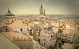 Di Santa Maria Maggiore van de basiliek Stock Afbeeldingen