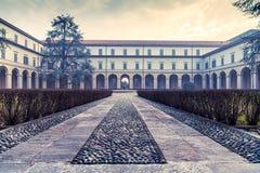 Di Seveso Сан Pietro Seminario стоковые фотографии rf