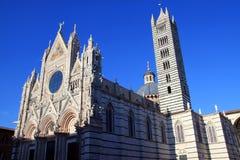Di Siena n.2 del Duomo Fotografie Stock