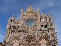 Di siena van Duomo Royalty-vrije Stock Afbeeldingen