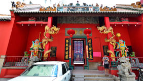 管国Di temple,吉隆坡 库存照片