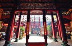 管国Di temple,吉隆坡 免版税库存图片