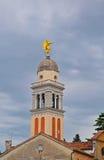 Di Udine - torre di Castello del castello Fotografia Stock Libera da Diritti