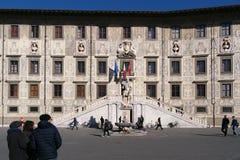 Di van Scuola Normale Superiore Pisa - Italië Stock Foto's