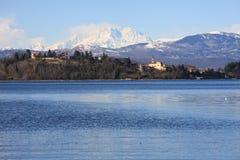 Di Varese, Lombardia, Italië van Lago Stock Fotografie
