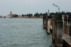 Di Venezia di Laguna Immagine Stock Libera da Diritti