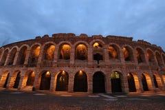 Di Verona da arena imagem de stock