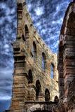 Di Verona da arena fotografia de stock