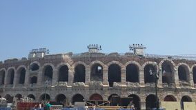 Di Verona da arena Foto de Stock