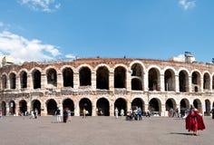Di Verona de la arena Imagenes de archivo
