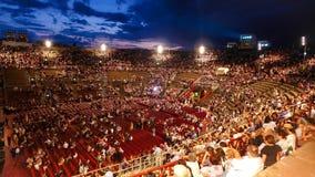 Di Verona de la arena Fotos de archivo