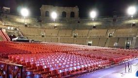 Di Verona de la arena Imagen de archivo