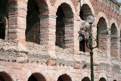 Di Verona de la arena Imágenes de archivo libres de regalías