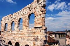 Di Verona dell'arena Fotografia Stock Libera da Diritti