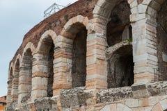 Di Verona van de arena Stock Fotografie