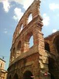 Di Verona van de arena Stock Afbeeldingen