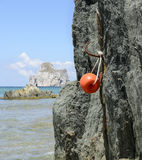 Островок Лотка di Zucchero Стоковое Фото