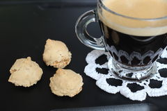 Dia bonito, hora para o café, tempo de mola, dia de mães, cores românticas, Valentim Imagens de Stock Royalty Free
