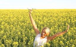 Dia bonito - tempo de verão Imagens de Stock