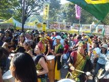 Dia brasileiro Japão Imagens de Stock Royalty Free