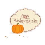 Dia da acção de graças Imagens de Stock