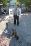 Dia da cidade em Luhansk Imagens de Stock Royalty Free