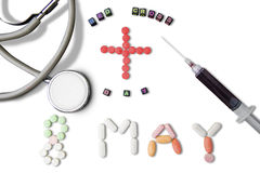 Dia da cruz vermelha do mundo Imagens de Stock