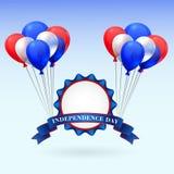 Dia da Independência americano Imagens de Stock Royalty Free