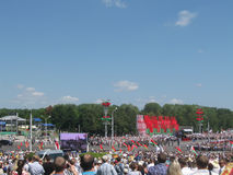 Dia da Independência Bielorrússia Imagens de Stock Royalty Free