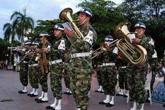 Dia da Independência. Colômbia Fotografia de Stock