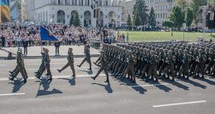 Dia da Independência de Ucrânia Imagem de Stock