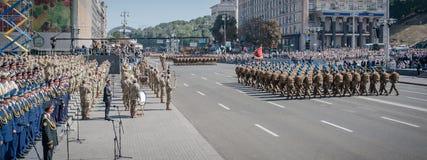 Dia da Independência de Ucrânia Fotografia de Stock Royalty Free