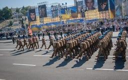 Dia da Independência de Ucrânia Foto de Stock