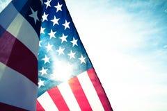 Dia da Independência dos EUA, o 4 de julho Imagens de Stock
