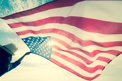 Dia da Independência dos EUA, o 4 de julho foto de stock royalty free